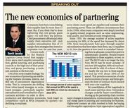 New Economics of Partnering