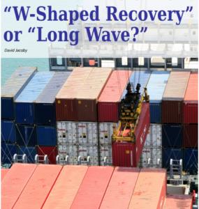 W-Shaped Economy or Long Wave