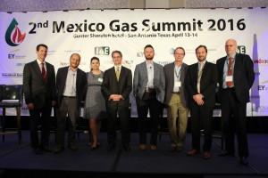 Mexico Gas Summit panel