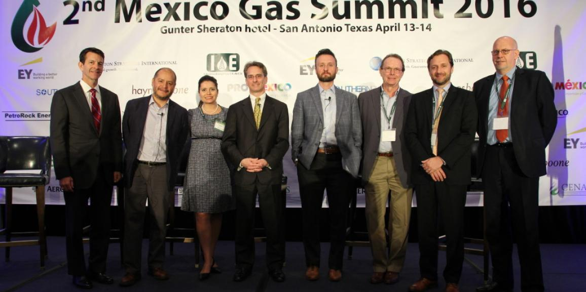 2nd Mexico Gas Summit – Expanding the distribution network