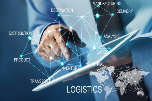 Global Logistics Network shutterstock_545890090